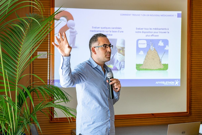 Xavier Nissan | Directeur de recherche I-Stem | GI LGMD | AFMTELETHON