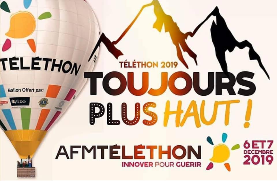 Toujours Plus Haut | Telethon 2019 | AFMTELETHON