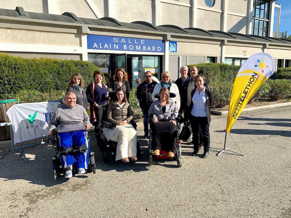 Réunion d'information en Provence | GI LGMD