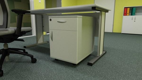 Kontener pod biurko