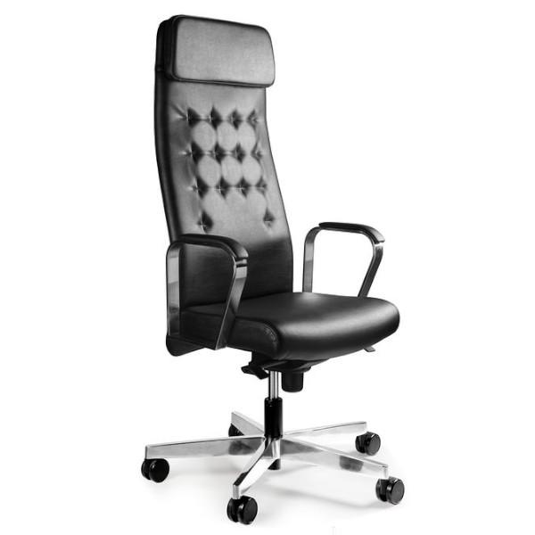 fotel uni-AR01 czarny