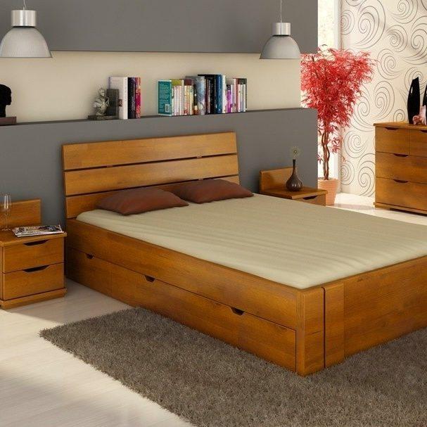 AR01 z szufladami łóżko do spania