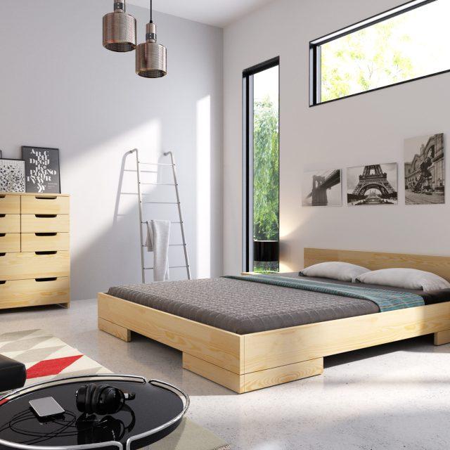 Łóżko do sypialni Spectra
