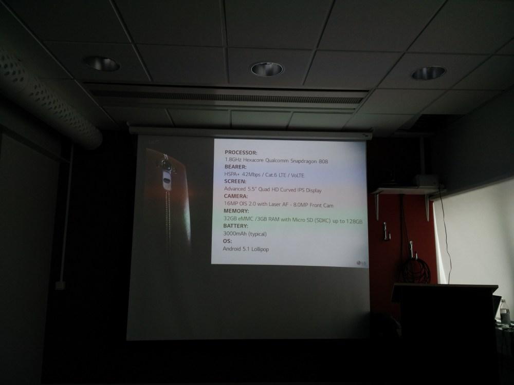 Den svenska lanseringen av LG G4 (eller målet att försöka skapa en naturlig relation mellan teknik och människa) (4/6)