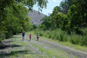 D&L Trail at Lehigh Gap