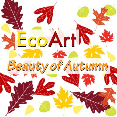 EcoArt Class — Beauty of Autumn