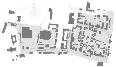 Marijampoles centrine dalis