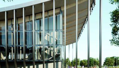 Rytinio fasado fragmentas