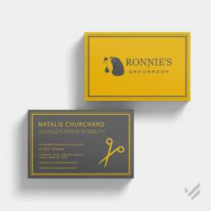 Ronnies Business Cards
