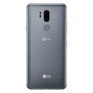 Sustitución Tapa de Batería Gris LG G7 Thinq