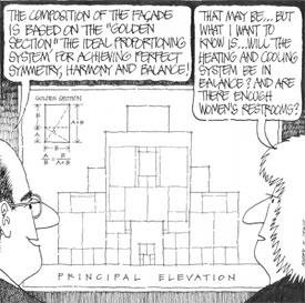 Design Review Board Cartoon