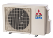 Mini Split Heat Pump Outdoor Unit HVAC Design