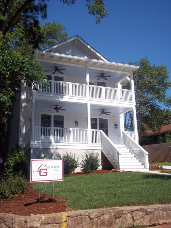 Certified Energy Star, Integrated Design Front Elevation