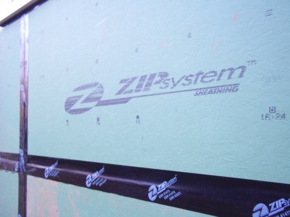 Certified ENERGY STAR, Integrated Design, ZIP System Sheathing Combo Panel