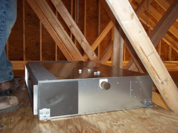 Certified ENERGY STAR, Integrated Design, Ducted Mini-Split