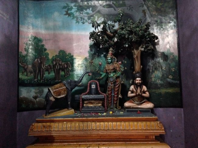 Thiru Aanai Kaaval