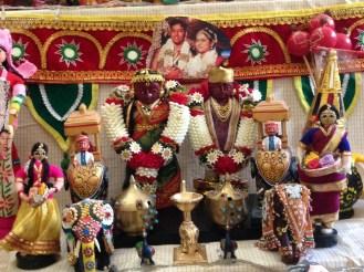 Golu 2013 Step 7 - Our wedding - maithunan nambi madhusudhan vandhennaikaithalam patra kana kanden thozhi naan