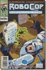 P00016 - Robocop #16