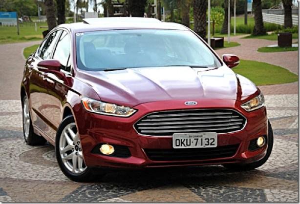 Ford Motor Company Brasil LtdaLançamento do Ford Fusion 2.5 Flex 2013fevereiro - 2013Jurerê Internacional