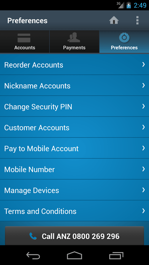 Anz Personal Banking Nz