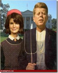American Gothic - Kennedy