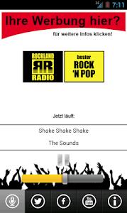 ROCKLAND RADIO screenshot 0