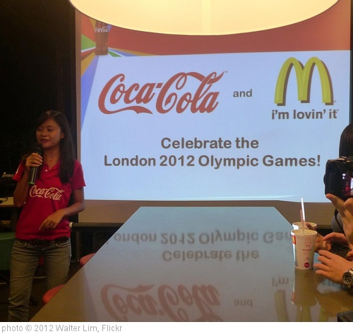 'Coca-Cola & McDonald's' photo (c) 2012, Walter Lim - license: http://creativecommons.org/licenses/by/2.0/