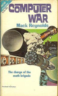 Image result for computer war mack reynolds