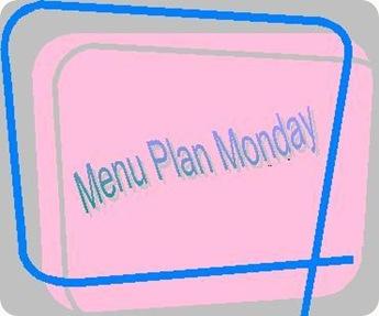 Menu Plan Monday 2