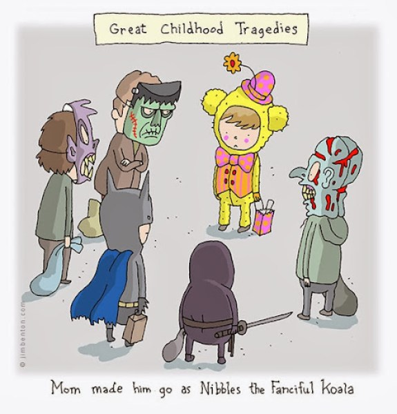 Grandes Tragedias de la Infancia