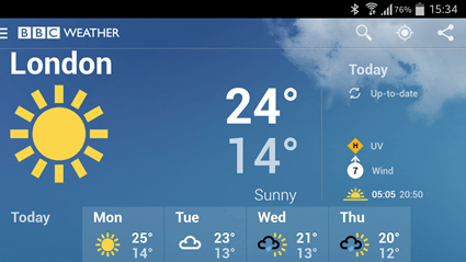 Another Scorcher!