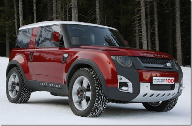 Land Rover confirma novo modelo baseado no DC100 (2)