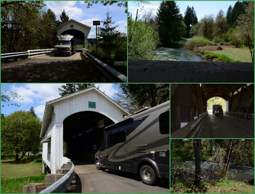 Earnest Covered Bridge