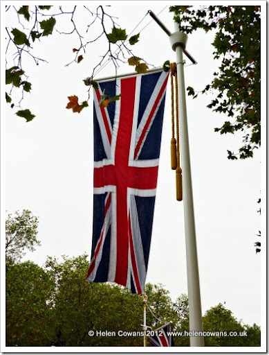 London flags