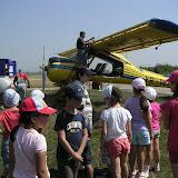 Urmarim operatiunile de pregatire pentru zbor.