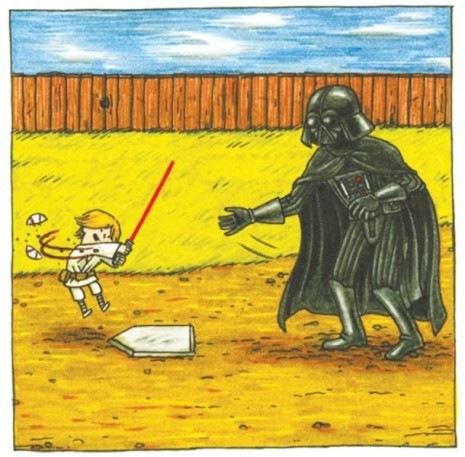 Darth Vader Good Father