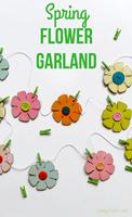 spring-flower-garland