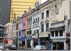 Kuala Lumpur colonial buildings
