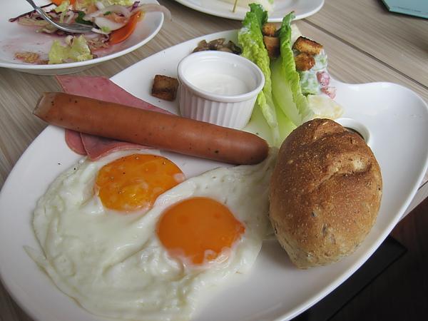 台中美食, 勤美綠園道, 尼克咖啡, 早午餐, IMG_1592.JPG