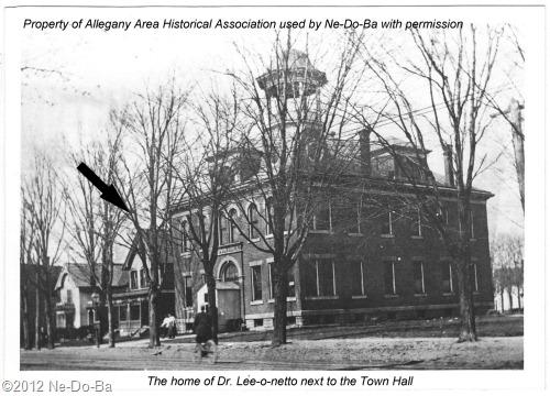 50-56 West Main St., Allegany, Cattaraugus Co., NY