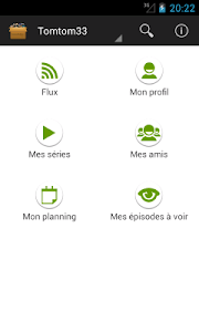 SeriesAddict screenshot 1