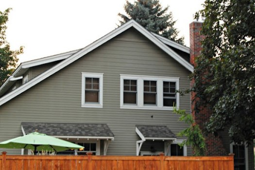 Exterior Colors Copley Gray And Seapearl Do You Ever House Stalk Favorite Paint Blog