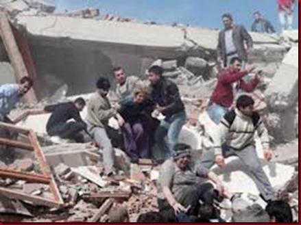 Inikah Bukti Gempa Iran Buatan Zionis israel