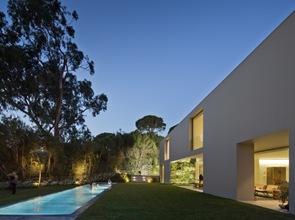 arquitectura casa minimalista en quinta patino frederico valsassina