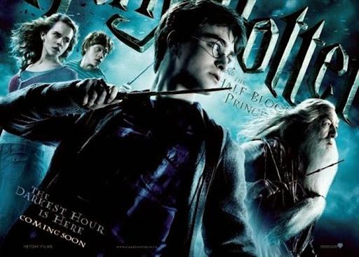 6 - Harry Potter e o Enigma do Príncipe