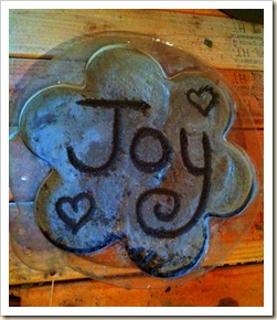joy stone
