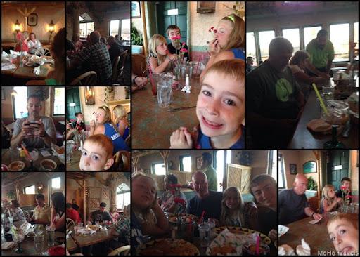 dinner photos