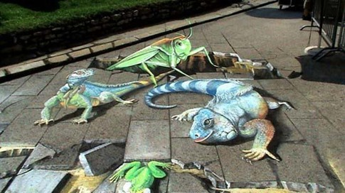 29. Criaturas en 3D