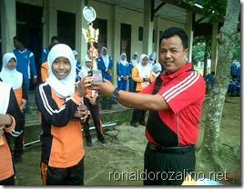 Sang Juara di SMAN 1 Sentajo Raya Kab. Kuantan Singingi - Riau