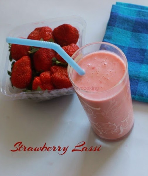Strawberry Lassi3